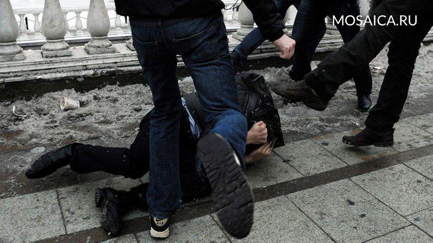 Полицейские задержали четверых ульяновцев, которые грабили молодых людей