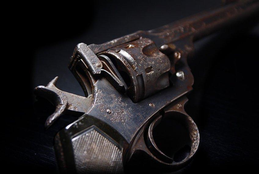 Револьвер системы «Наган» обнаружили впосылке вПодмосковье