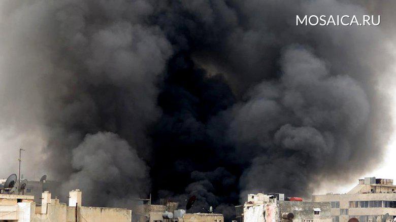 США «неудосужились» нивчем разобраться, ударив поСирии— МИДРФ