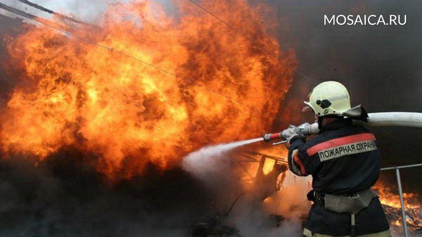 ВБарыше загорелась клиника, эвакуировано неменее 240 пациентов