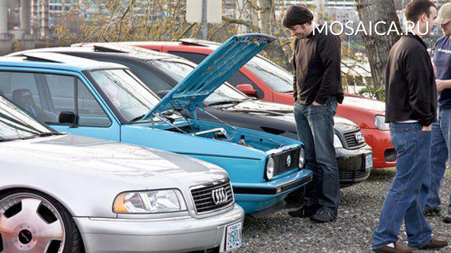 Специалисты прогнозируют сокращение доли авто моложе 5-ти лет натреть