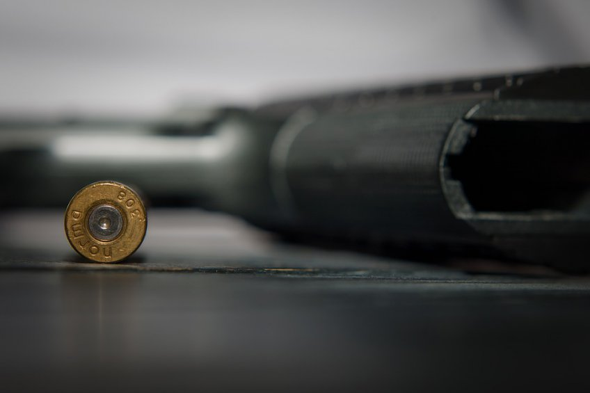 Полицейские задержали вПодмосковье торговца оружием изТверской области