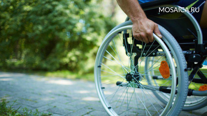 В РФ планируют открыть пункты проката инвалидных колясок