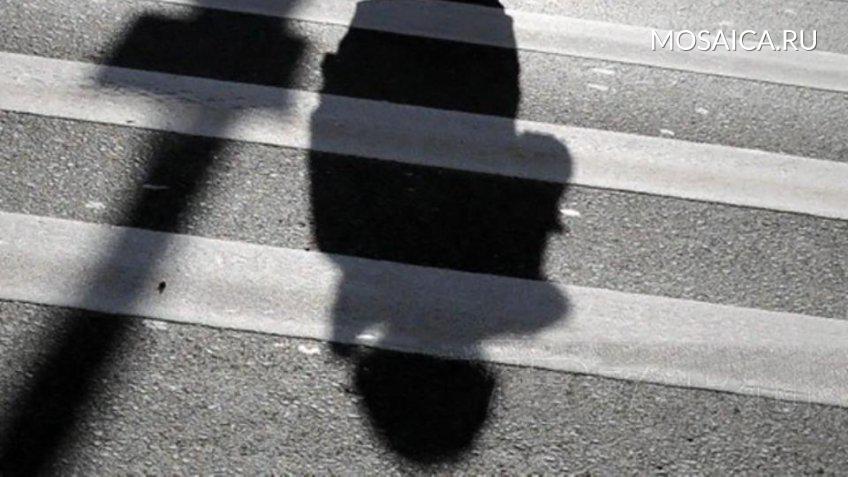 Неизвестный шофёр сбил женщину наулице Железной Дивизии и исчез