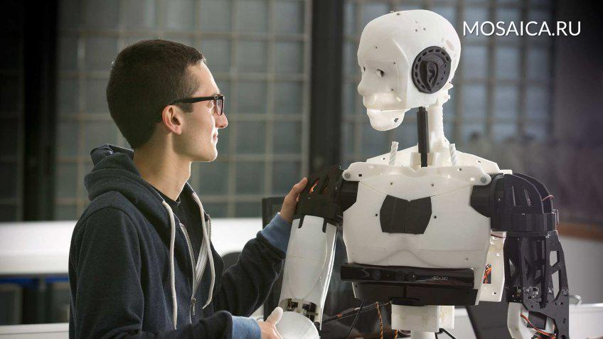 Русские ученые создают 3D-принтер для изготовления роботов