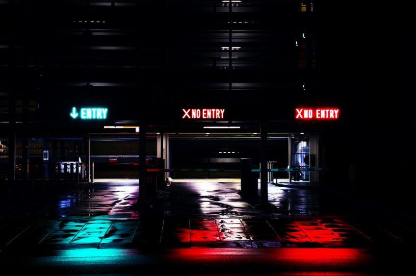 Набашнях автоматических парковок вПодмосковье могут расположить рекламу