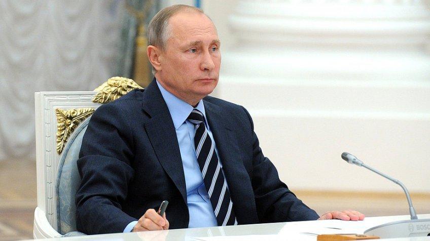 Песков: Путин готов обсуждать президентские выборы соппозицией