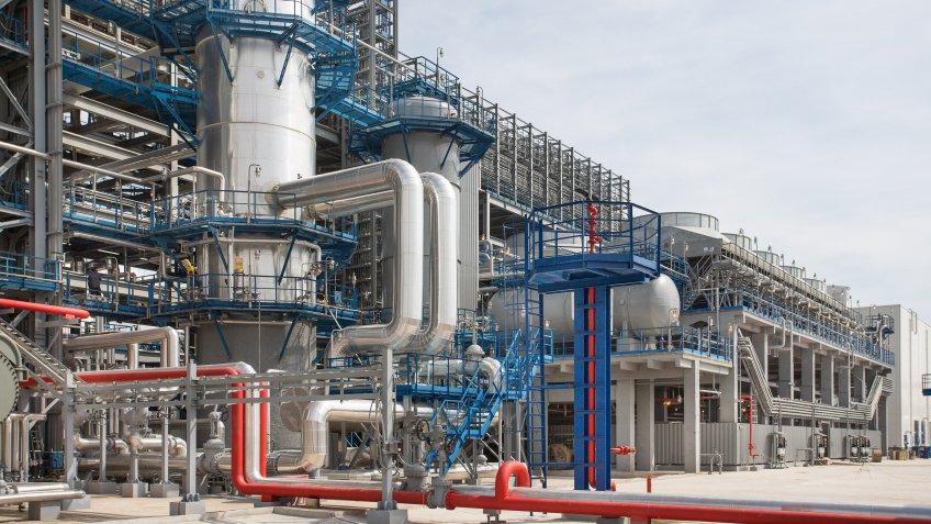 Прием нефти наМосковском НПЗ остановлен