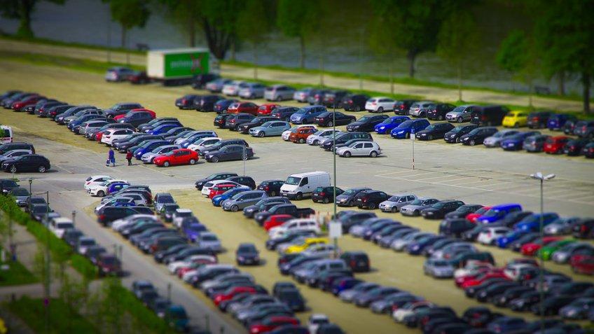 ВПодмосковье создадут 72 тысячи парковочных мест