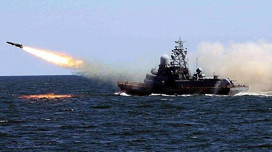 РФ закрыла район упобережья Ливии для проведения ракетных учений ВМФ