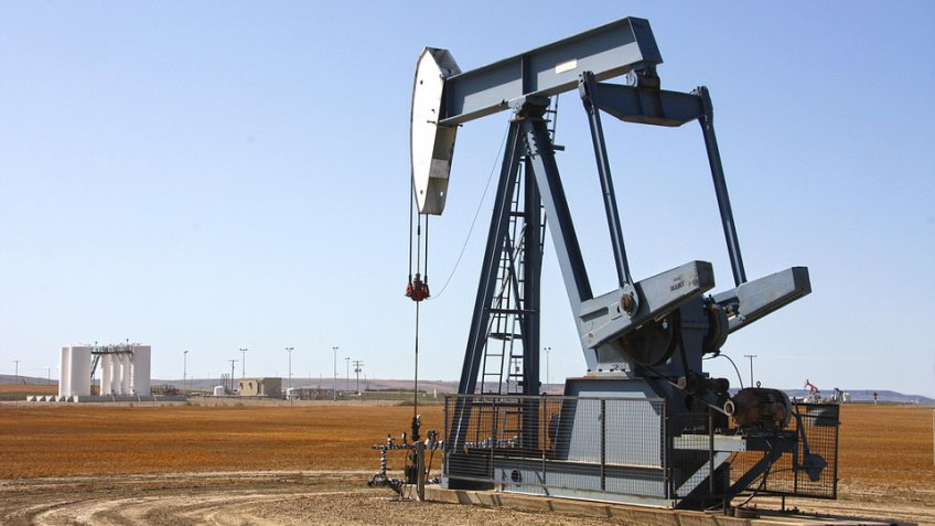 Цены нанефть увеличились домаксимума сконца апреля