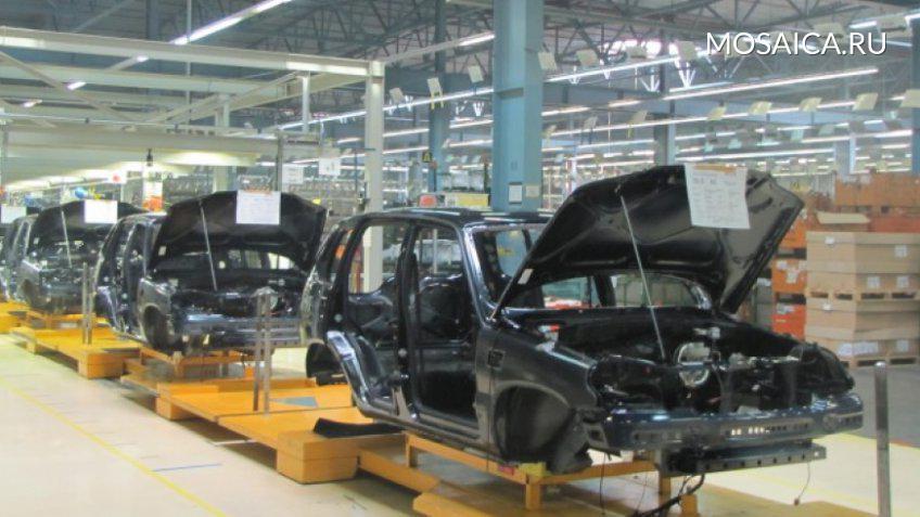 Волжский автомобильный завод остановил один изконвейеров на неизвестный срок
