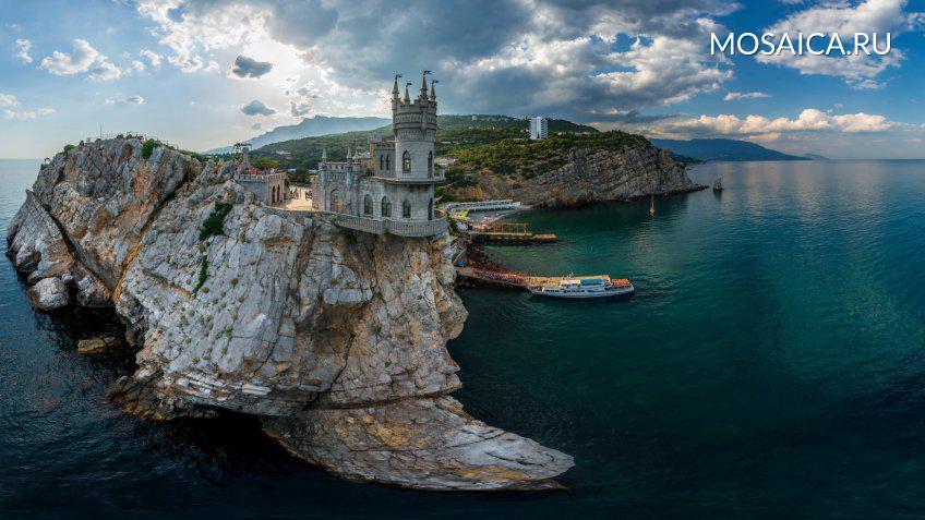 Крым манит граждан России больше иных курортов
