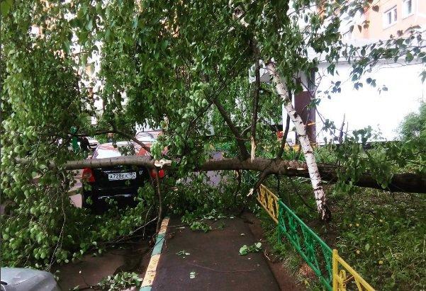 МЧС объявило экстренное предупреждение обухудшении погоды в столице