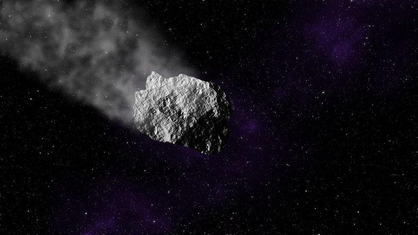 Около Земли пролетит огромный астероид