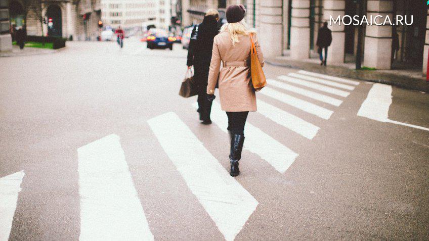 Непропустить пешехода на«зебре» будет стоить 2,5 тысячи