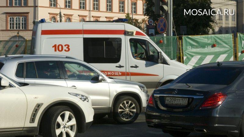 Шофёр иномарки сбил девятилетнего ребенка вУльяновске