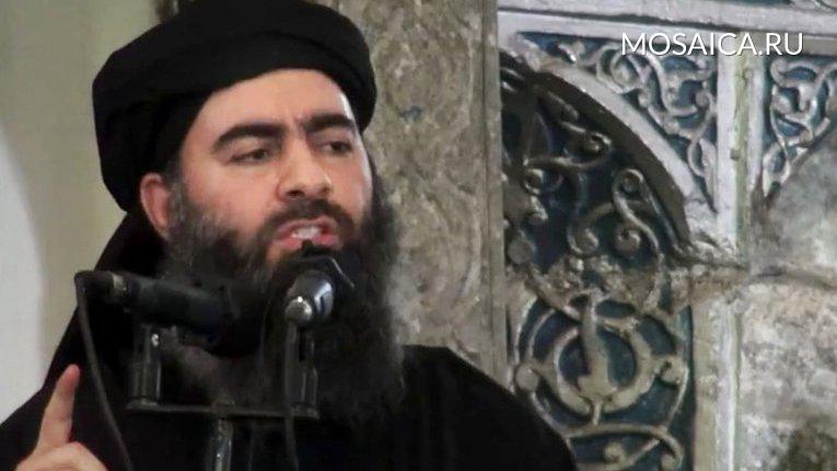 ВКСРФ уничтожили главарей ИГИЛ вСирии