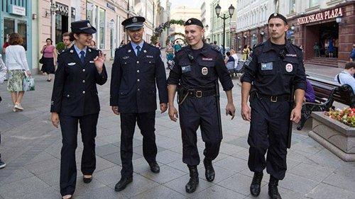 ВСочи может появиться туристическая милиция