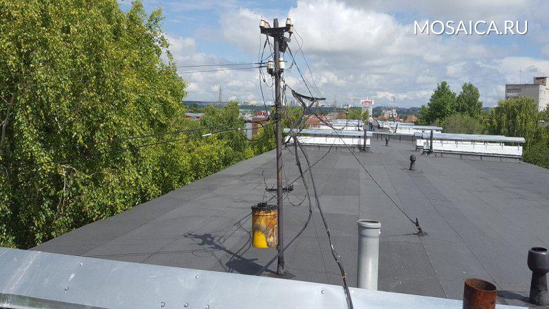 Отремонтированные крыши ульяновских домов принимает специальная комиссия