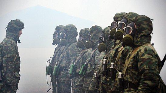 Российская Федерация уничтожает последние остатки химоружия