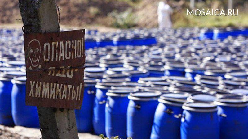 Работник похитил сосклада ядохимикаты на850 тыс. руб.