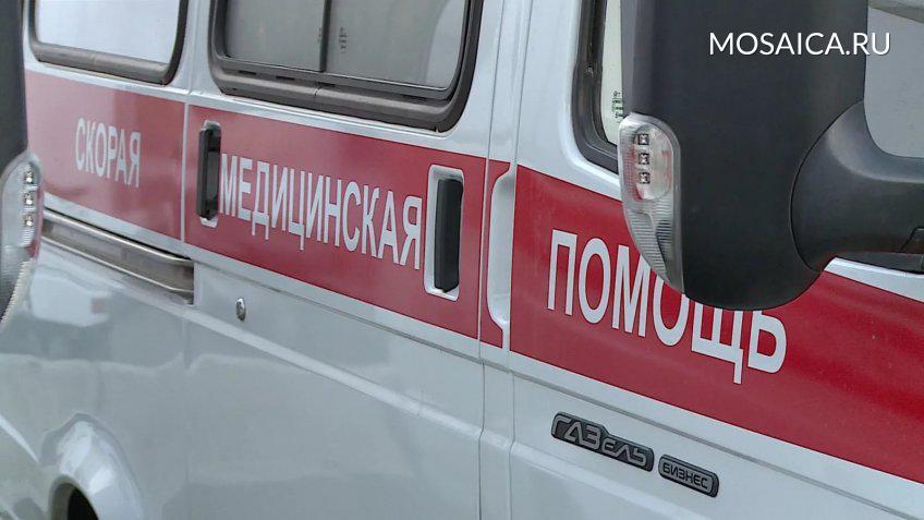 Шофёр сбил пешехода на«зебре» вУльяновске