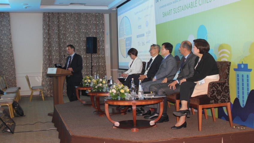Москва получила премию глобальной организации электронных правительств городов мира WeGO