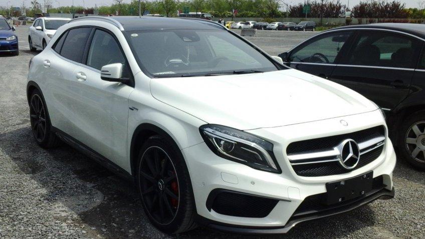 Mercedes отзывает в россии 887 автомобилей g-класса