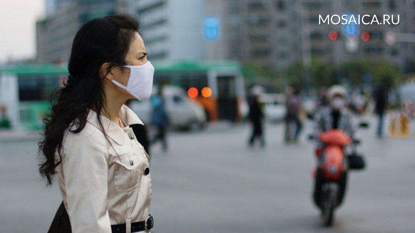 Загрязненный воздух влияет на длительность жизни— Экологи