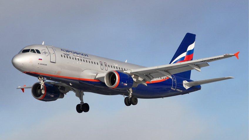 Рейс «Москва— Тюмень» авиакомпании «Аэрофлот» перенесли из-за погоды