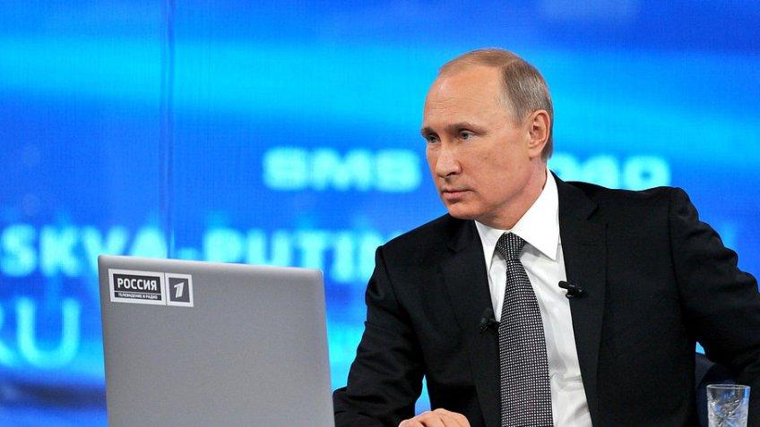 Песков: Воспитанники «Сириуса» смогут задать Путину любой вопрос