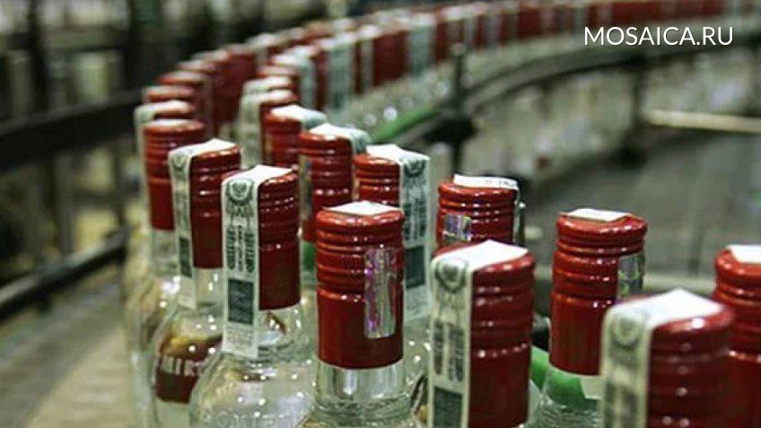 Государственная дума ужесточила наказание запроизводство и реализацию алкоголя без лицензии