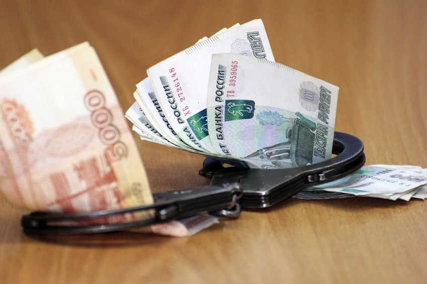 Столичный полицейский получил 50 млн руб. взятки заякобы прекращение уголовного дела