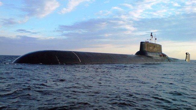 Атомный крейсер «Пётр Великий» прибыл для участия впараде в северной столице