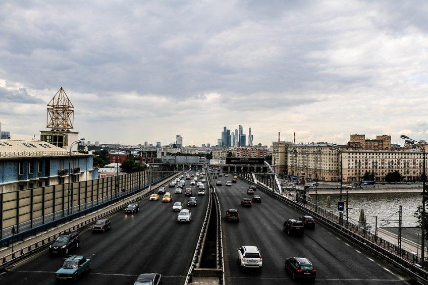 Движение транспорта в столице ограничат на4 дня