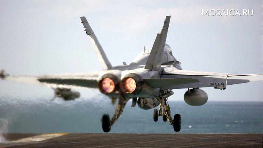 Истребители НАТО нарушили границу Финляндии при перехвате русских самолетов