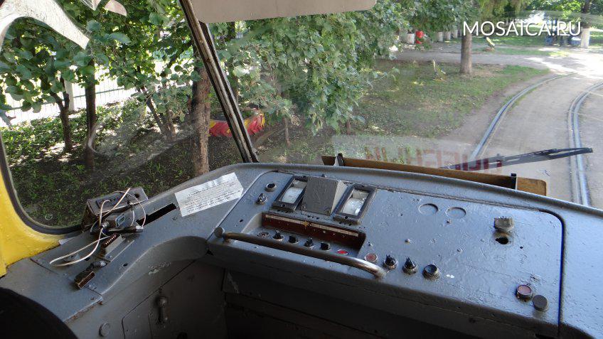 ВУльяновске шофёр трамвая устроил массовое ДТП