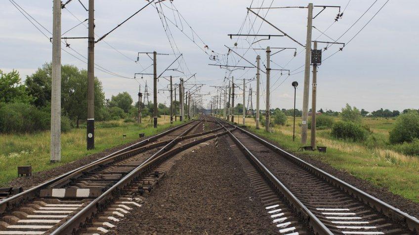 В РФ запустили железную дорогу вобход государства Украины
