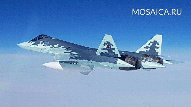 Мантуров: Истребители Су-57 начнут поставлять ввойскаРФ в будущем году