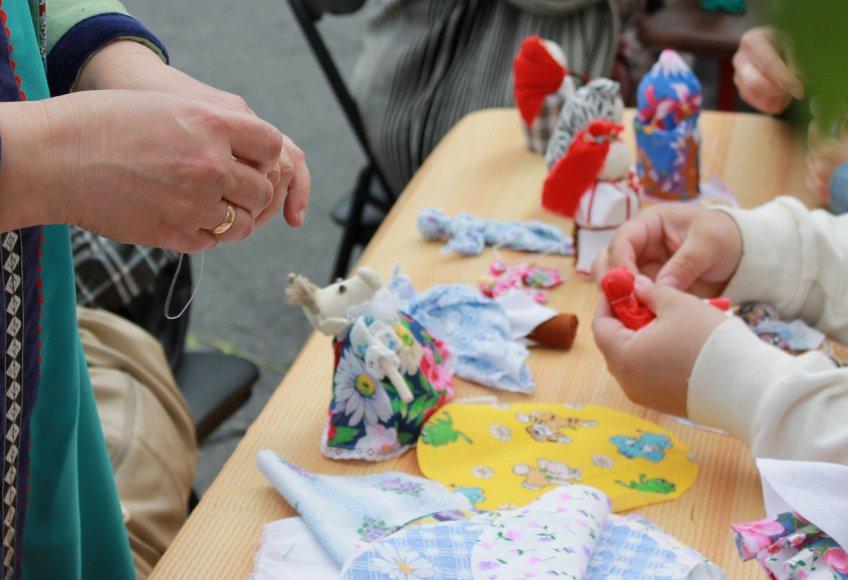 Рукоделие изготовление кукол мастер класс