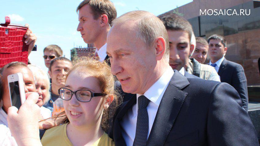 18% граждан России готовы отдать голос выдуманному кандидату, которого поддерживает Путин