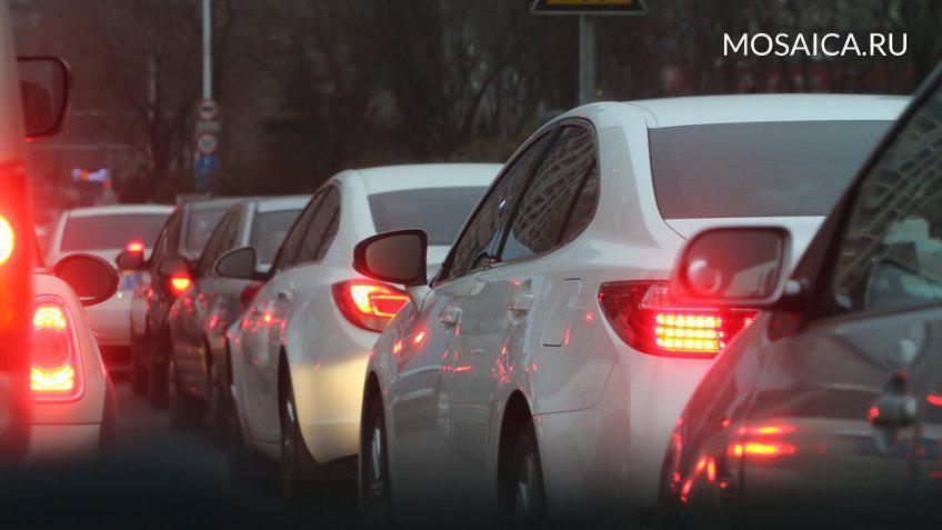 Число автомобилистов в Российской Федерации за14 лет возросло вчетверо