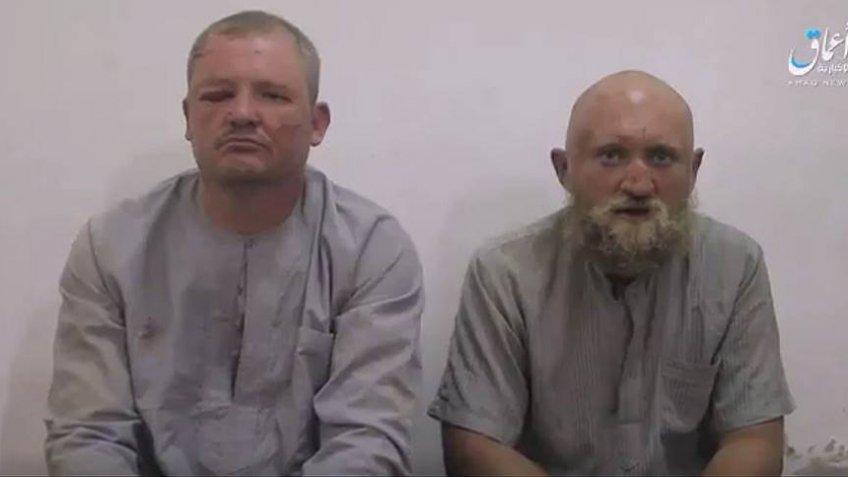 Отец плененногоИГ жителя России отреагировал напропажу сына