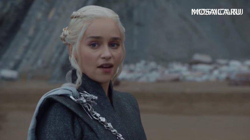 Звезда «Игры престолов» назвал дату окончания  съемок сериала