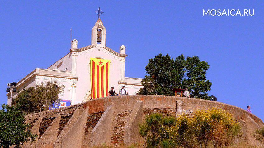 Руководитель  Каталонии подписал акт опровозглашении независимости 10октября 2017 23:51