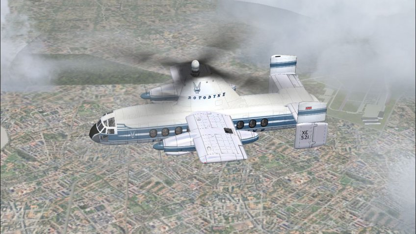 «Вертолеты России» разработают прототип электрического конвертоплана