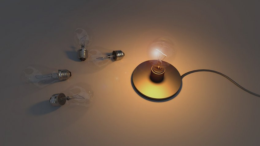 Министр энергетики предложил запретить в Российской Федерации 100-ваттные лампочки накаливания