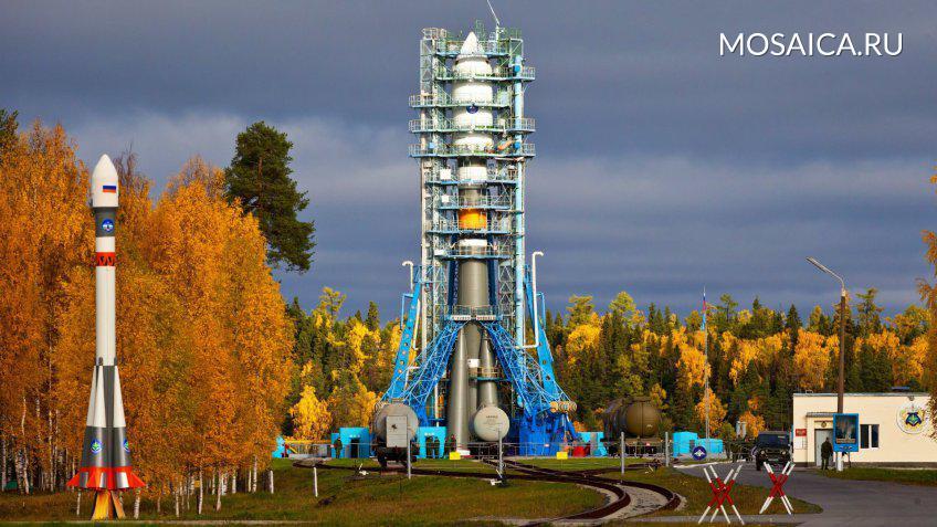Запуск ракеты-носителя «Союз 2.1в» перенесли на18ноября