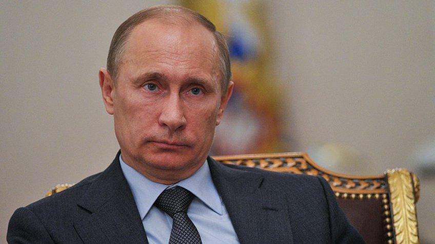 Путин: Задолженность позарплатам в РФ превысила 3 млрд руб.